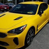 2018 Kia Stinger GT AWD Limited